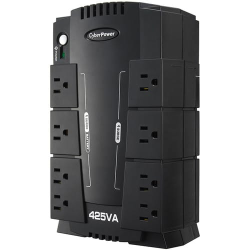 CyberPower CP425SLG Standby UPS Backup $29.95