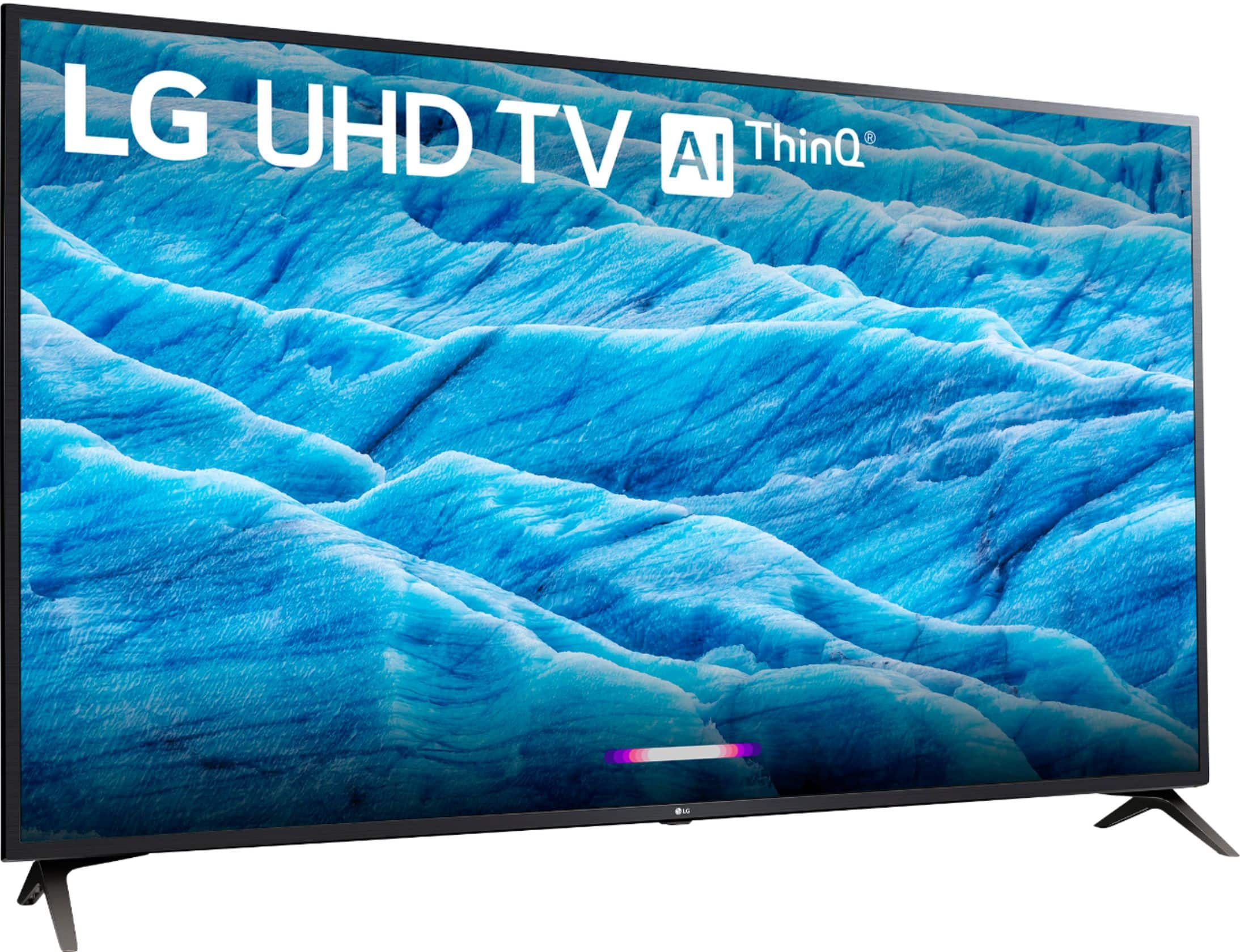 "LG - 70 "" Class - LED - 2160p - Smart - 4K UHD TV with HDR $700"