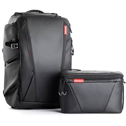 PGYTECH OneMo Backpack 25L & Shoulder Bag (Twilight Black) $119