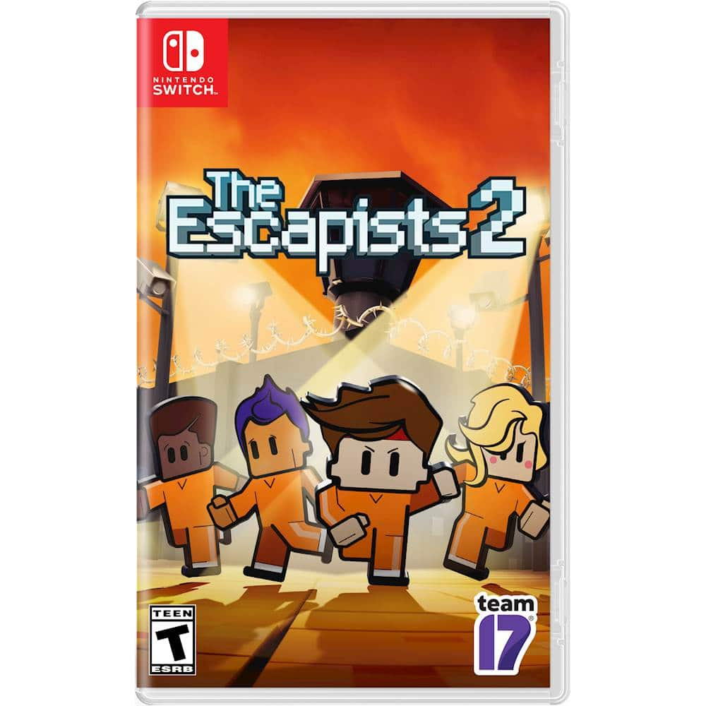 The Escapists 2 Nintendo Switch Page 2 Slickdeals Net
