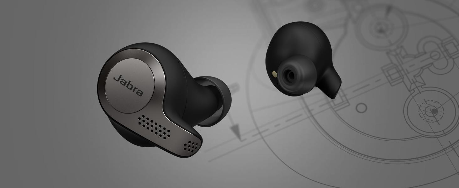 Evolve 65T True Wireless Professional UC Headset - UC Version $140