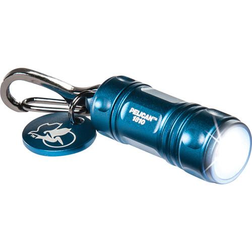 Pelican ProGear 1810 LED Keychain Light (Blue) $6.95