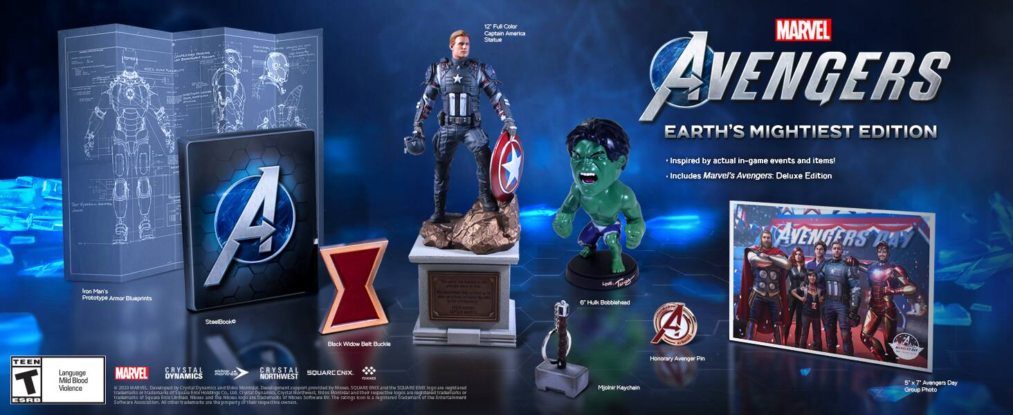 Marvel's Avengers: Earth's Mightiest Edition - Xbox One $142.21