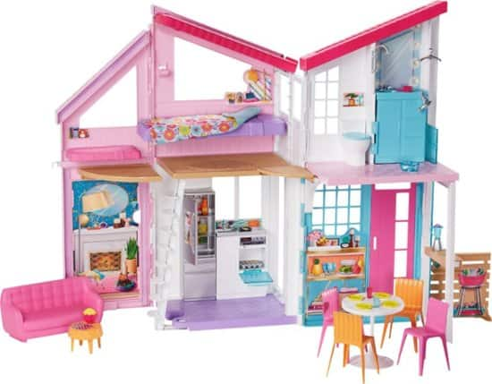 Barbie - Malibu House Playset $50