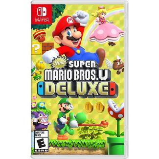 Super Mario Bros. U: Deluxe - Nintendo Switch $35