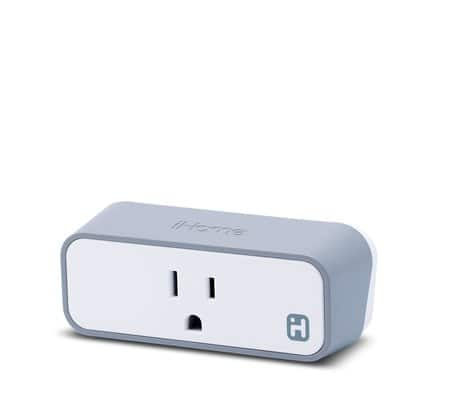 iHome iSP6X smart outlet $22.49