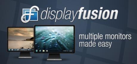 DisplayFusion 50% 0ff $14.99 on Steam