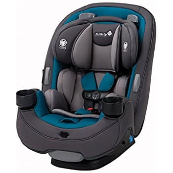 Safety 1st Grow and Go 3-in-1 Convertible Car Seat $101.99