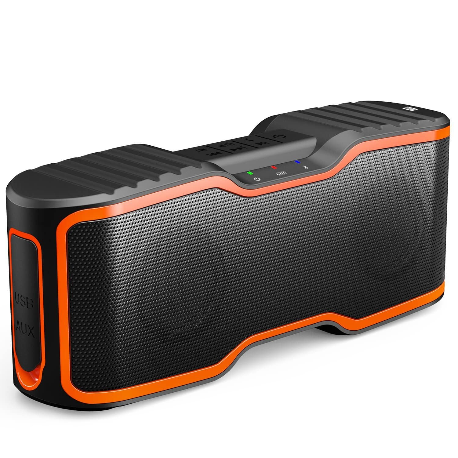 AOMAIS Waterproof Bluetooth Speaker IPX7 20W $23.99 @Amazon