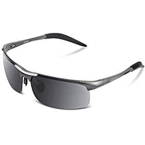 COSVER Men's Sports Style Polarized Sunglasses $11.98 on Amazon