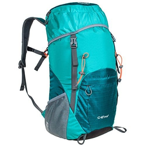 40L Lightweight Water Resistant Travel Backpack $15.99 AC + FS @ Amazon