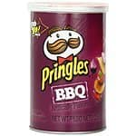 Pringles BBQ Grab and Go Pack, 2.5 Ounce (Pack of 12) - $5.98 w/S&S, (As Low As - $5.35)