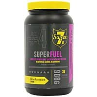 Amazon Deal: 2 Lbs, (30 Servings) Super7 Fuel Intra Workout Powder Mix, Blackcurrant - $5.08 Amazon Add-on item and Other Workout Stuff