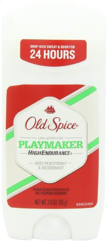 3-Pack of 3oz Old Spice High Endurance Invisible Solid Men's Anti-Perspirant & Deodorant - $4.77 w/S&S and coupon, (As Low As - $4.16)