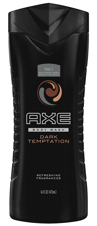 AXE Body Wash, Dark Temptation 16 oz - $2.38 w/S&S,(As Low As - $2.12)