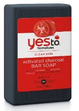 7-oz Yes To Tomatoes Activated Charcoal Bar Soap $1.85 & More + Free S&H