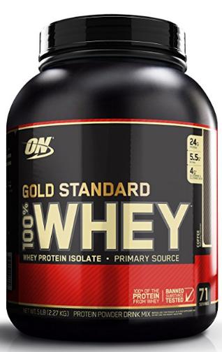 5lbs Optimum Nutrition Gold Standard 100% Whey Protein Powder, Coffee - $28.92 plus $5.99 shipping Amazon Prime Pantry Item