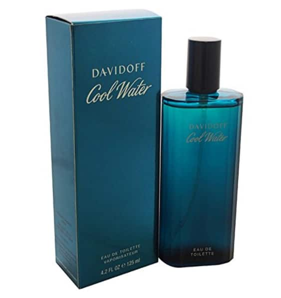 4.2 Ounces, Cool Water By Davidoff For Men. Eau De Toilette Spray - $16.35 w/S&S