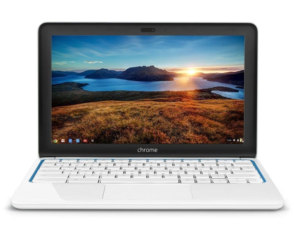"Details about  HP Chromebook 11 Exynos 5250 2GB Memory 16GB eMMC SSD 11.6""IPS Display Chrome OS  Manufacturer refurbished $93.99 Ebay"
