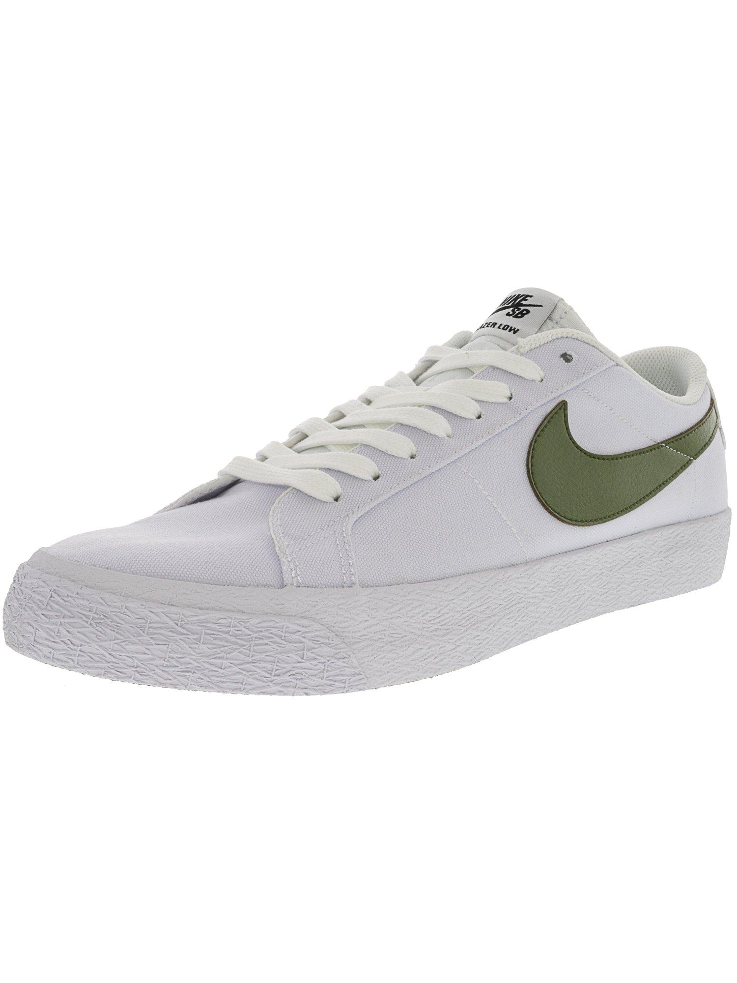 new concept aa36b bfb15 Nike Men s Sb Blazer Zoom Low Top Canvas Skateboarding Shoe  35.99 Ebay