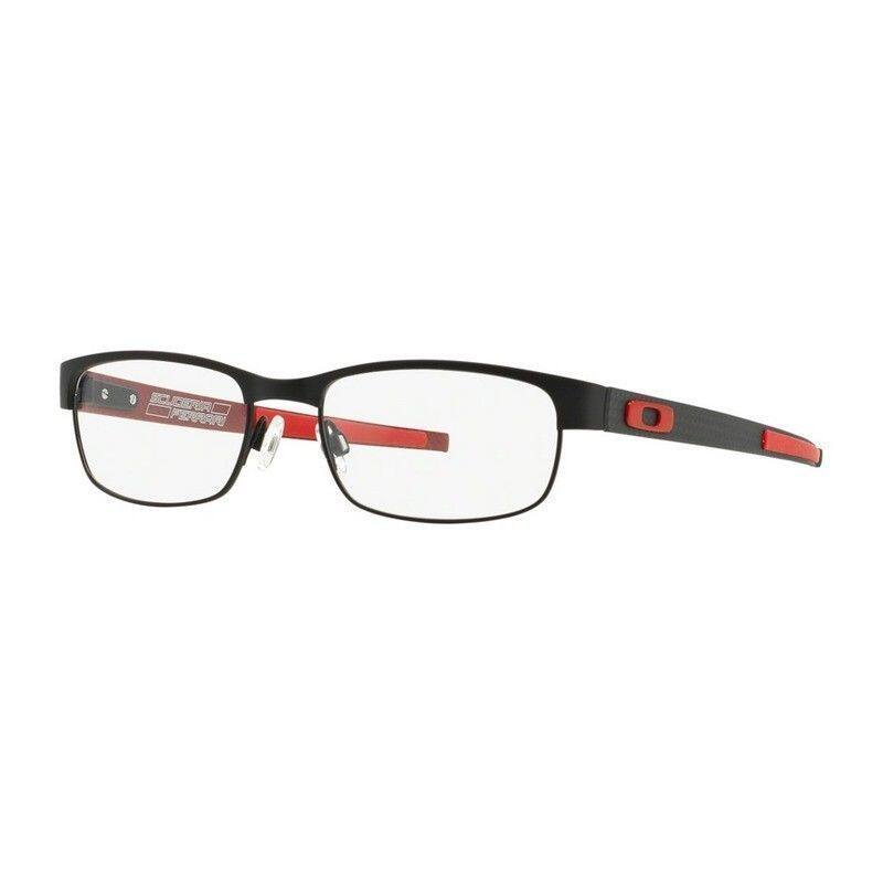 daeec99170 Oakley OX5079-0453 Carbon Plate Men s Black Frame Genuine Eyeglasses   105.59 Ebay