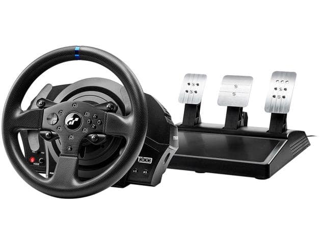 Thrustmaster T300 RS GT Racing Wheel for PS4 and PC $279.99 @ Newegg FS w/Shoprunner
