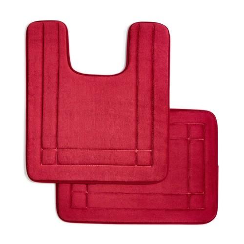 Comfort Soft 21 X 24 Memory Foam Contour Bath Rug 5 59 Comfort