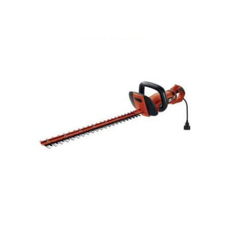BLACK+DECKER HH2455 24in Hedge Trimmer w/rotating handle $37.50