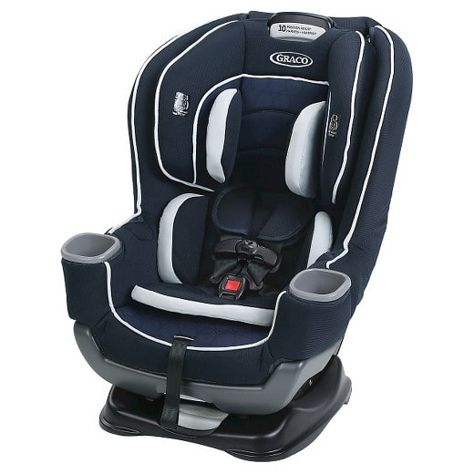 Graco Extend2Fit Solar Car Seat @ Target, $119.19 + $20 GC = $99.19 + tax, less with redcard/cb