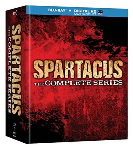 Spartacus: The Complete Series [Blu-ray] $38.25 ***Lowest***