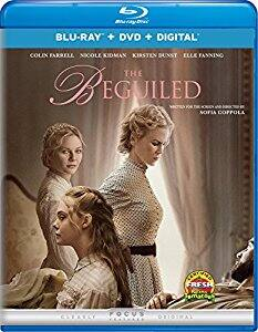 The Beguiled [Blu-Ray + DVD + Digital] $6.50 @ Amazon