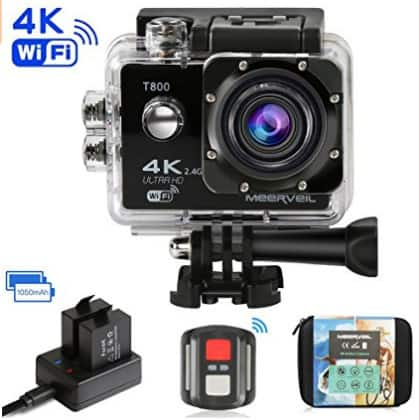 T800 4K Action Camera WiFi Waterproof Sports Camera with Remote Control $41.99 + FS
