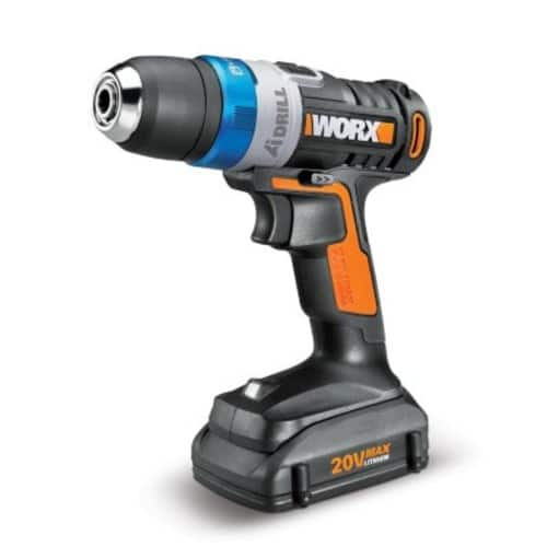 WORX Ai Advanced Intelligence Technology Drill $49.98