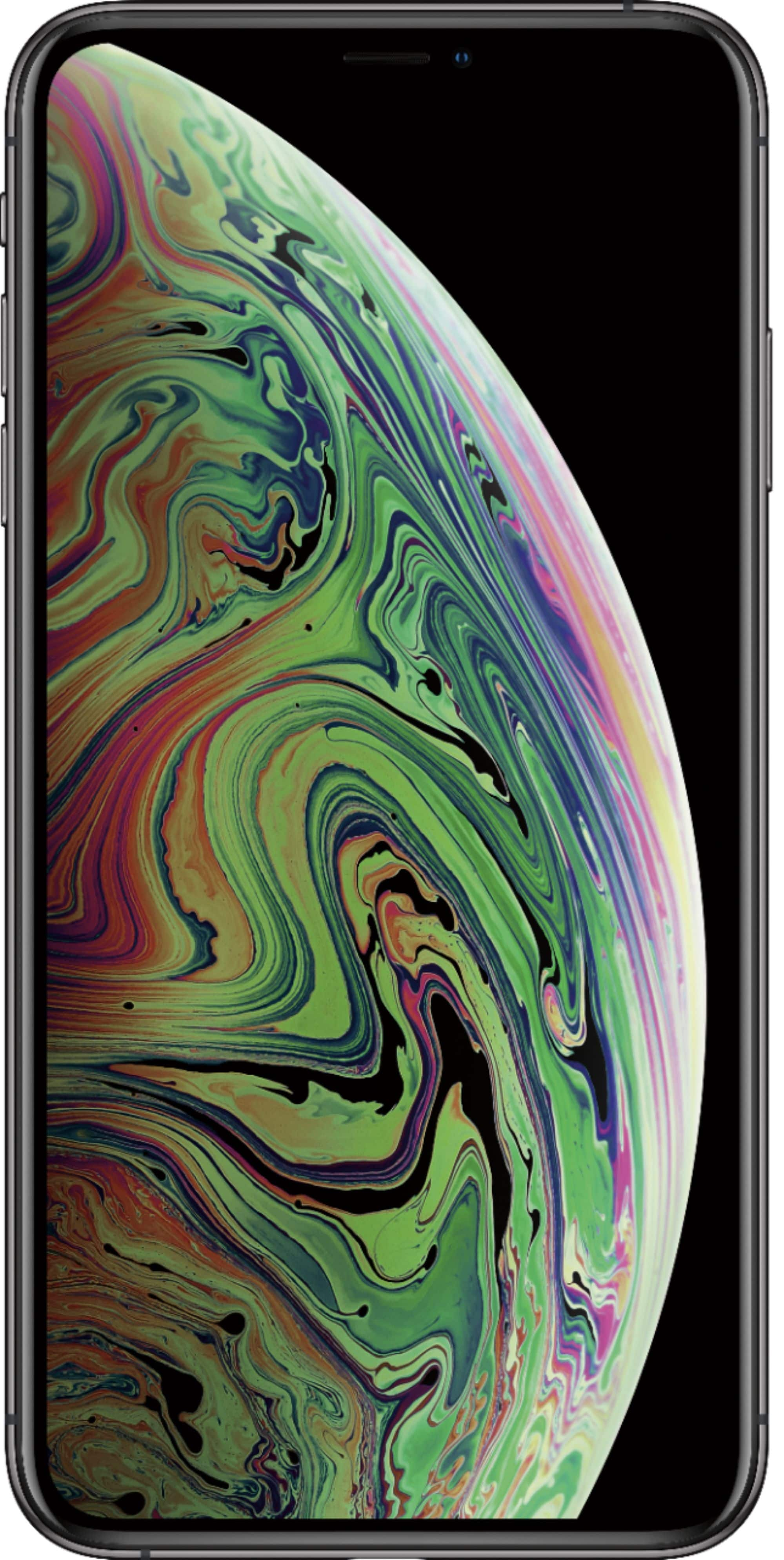 Apple - iPhone XS Max 256GB - Space Gray (Sprint) $399.99