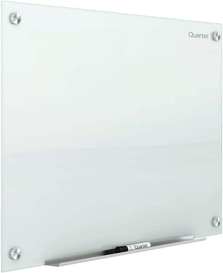 3' x 2' Quartet Horizon Dry-Erase Glass Magnetic Whiteboard (G3922HT) $52 + 2% SD Cashback (PC Req'd) + Free Shipping