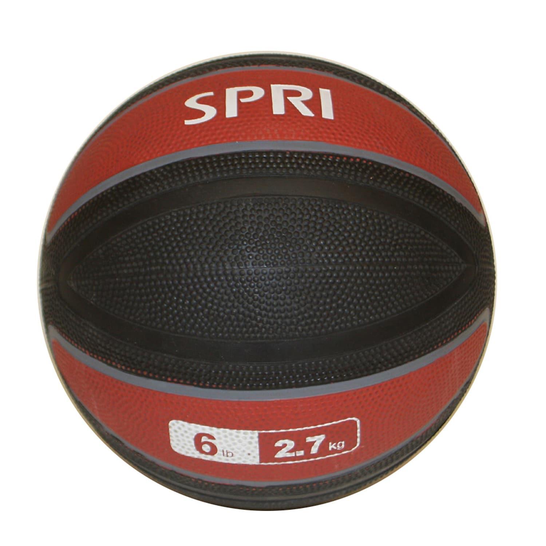 6-lb SPRI Xerball Medicine Ball $17 or less w/ SD Cashback at Staples + Free Shipping w/ $25+