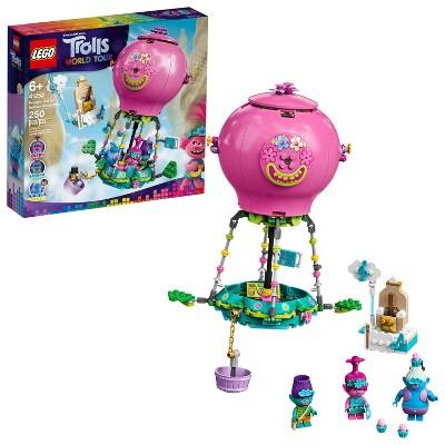 250-Piece LEGO Trolls World Tour Poppy's Hot Air Balloon Adventure 41252 Building Kit $17.15 + Free S&H w/ Prime or $25+