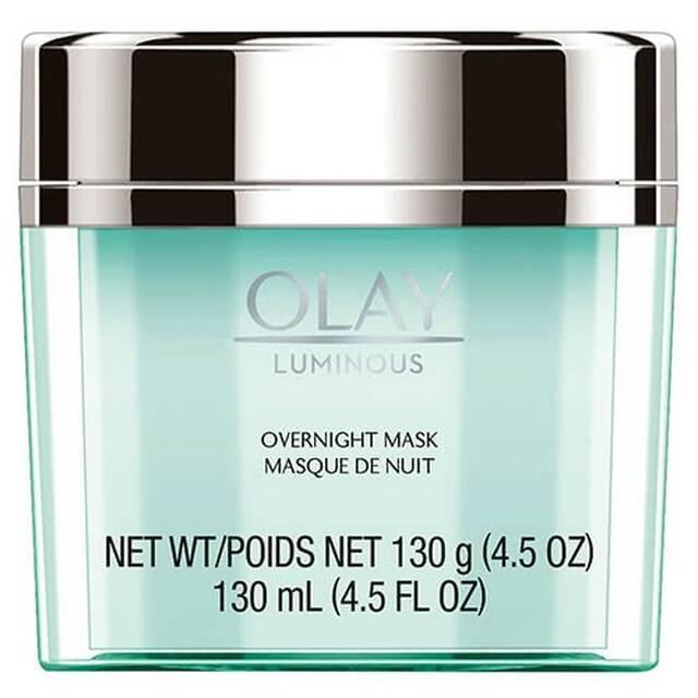 4.5-Oz Olay Luminous Overnight Gel Face Mask $9.10 or less w/ SD Cashback + Free Shipping