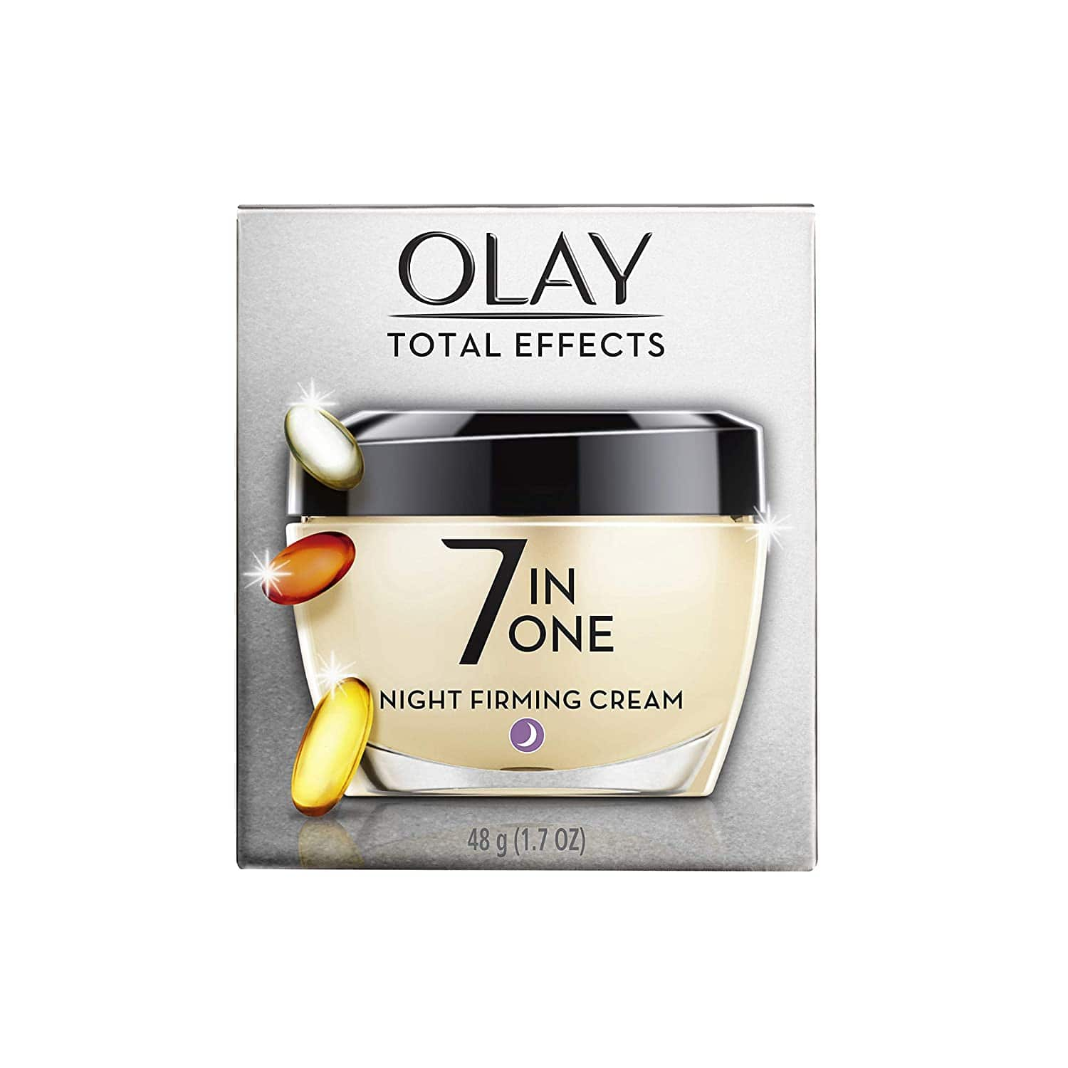 1.7-Oz Olay Total Effects 7-in-1 Anti-Aging Night Firming Cream $12.50 + Free Shipping w/ Prime or $25+
