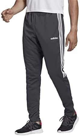adidas Men's Sereno 19 Training Pants (Grey/White, Various Sizes) $23 + Free Shipping w/ Prime or $25+
