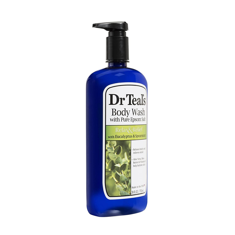 *Back* 24-Oz Dr Teal's Ultra Moisturizing Body Wash (Eucalyptus Spearmint) $3.20 + Free Shipping w/ Prime or $25+