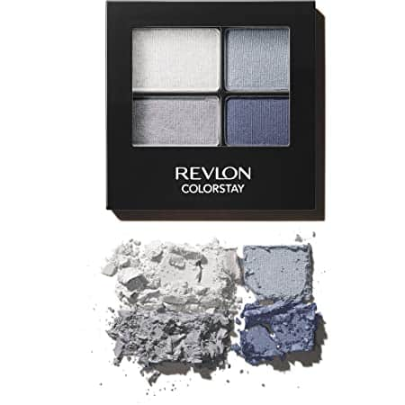 Revlon ColorStay 16 Hour Eyeshadow Quad w/ Applicator (Passionate) $1.55 w/ S&S + Free Shipping w/ Prime or $25+