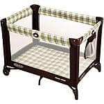 Graco Pack N Play Foldable Playard (Ashford)  $39 + Free Store Pickup