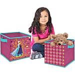 Toy Storage Boxes (Disney Frozen)  2-Pack $6.11 @ Walmart / Amazon (add-on)