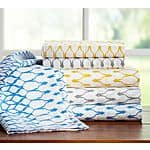 Pottery Barn Organic Cotton Sheet Set $30 (Queen) $34 (King / Cal. King) + FS