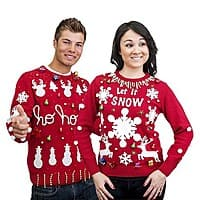 Target Deal: Target: Ugly Christmas Sweater Box Kit $7.87 (was $24.99)