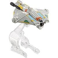 Amazon Deal: Hot Wheels and Star Wars Join Forces!  Starship Rebel Ghost $3.67 (Save 47%)