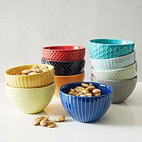 west elm Deal: West Elm: Glazed Ceramic Dip / Snack Bowls $1.59 + Free Shipping