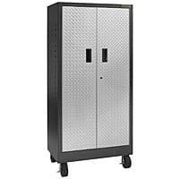 Amazon Deal: Gladiator Tall GearBox Steel Garage Rolling Cabinet Everest White $243 Amazon + FS