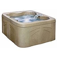 Amazon Deal: Lifesmart Bermuda  4-Person 12-Jet Plug and Play Spa Hot Tub $1999 + FS @ Home Depot / Amazon